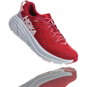Hoka One One Rincon Running Shoes Men barbados cherry/plein air